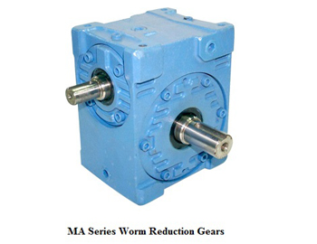 MA Series Worm Reduction Gears